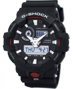 Casio G-Shock Illuminator Analog Digital GA-700-1A Men's Watch