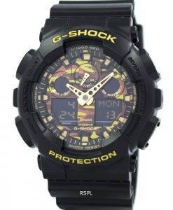 Casio G-Shock Camouflage Series GA-100CF-1A9 Mens Watch