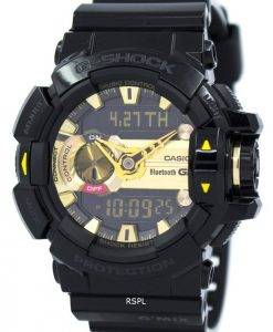 Casio G-Shock GMIX Bluetooth Smart World Time Analog-Digital GBA-400-1A9 Mens Watch