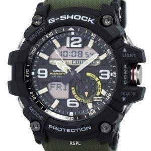 Casio G-Shock Mudmaster Analog Digital Twin Sensor GG-1000-1A3 Men's Watch