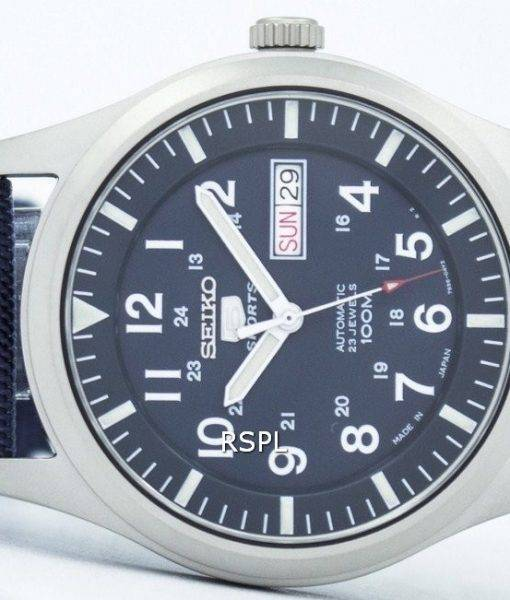 Seiko Automatic Sports SNZG11J1 SNZG11J SNZG11 Mens Watch