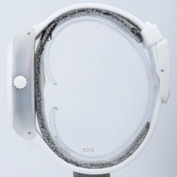 Swatch Originals Sistem White Automatic SUTW400 Unisex Watch