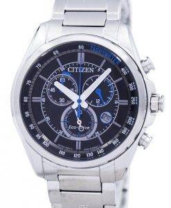Citizen Eco-Drive Chronograph Tachymeter AT2130-83E Men's Watch