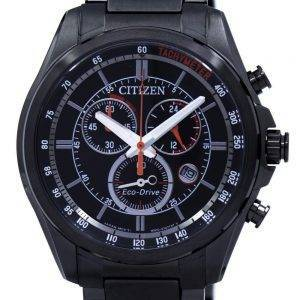 Citizen Eco-Drive Chronograph Tachymeter AT2136-87E Men's Watch