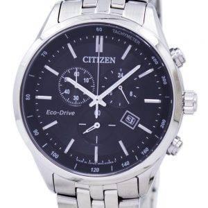Citizen Eco-Drive Chronograph Tachymeter AT2140-55E Men's Watch