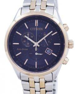 Citizen Eco-Drive Chronograph Tachymeter AT2144-54E Men's Watch