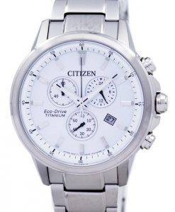 Citizen Eco-Drive Chronograph AT2340-81A Men's Watch