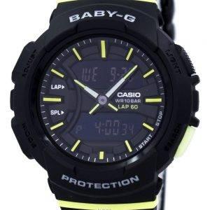 Casio Baby-G Shock Resistant Dual Time Analog Digital BGA-240-1A2 Women's Watch