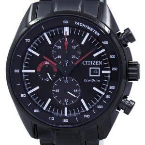 Citizen Eco-Drive Chronograph Tachymeter Power Reserve CA0595-54E Men's Watch