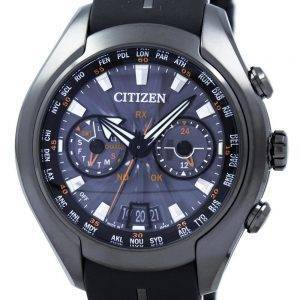 Citizen Promaster Satellite Wave Perpetual Calendar Japan Made CC1075-05E Men's Watch