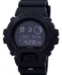 Casio G-Shock Shock Resistant Multi Alarm Digital DW-6900BB-1 Men's Watch
