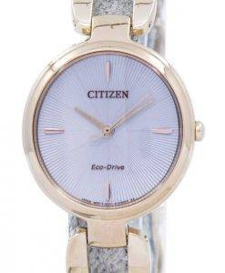 Citizen Eco-Drive EM0423-81A Women's Watch