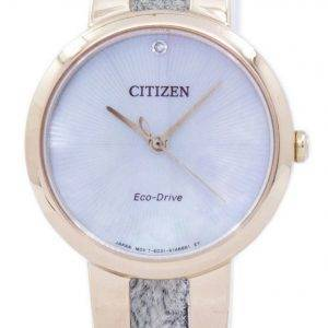 Citizen Eco-Drive EM0433-87D Women's Watch