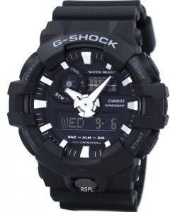 Casio G-Shock Analog Digital 200M GA-700-1B Men's Watch