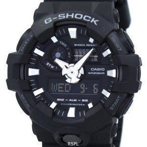 Casio G-Shock Analog Digital 200M GA-700-1B Men's Watch