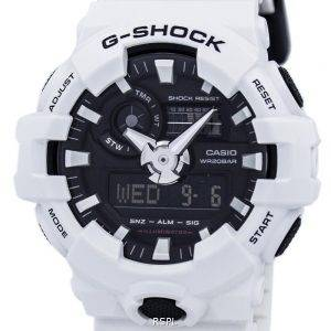 Casio G-Shock Analog Digital 200M GA-700-7A Men's Watch