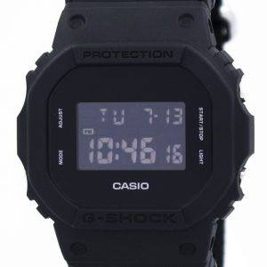 Casio G-Shock Digital Shock Resistant Alarm DW-5600BBN-1 Men's Watch
