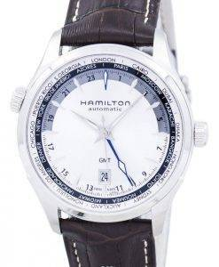 Hamilton Jazzmaster GMT Automatic H32605551 Men's Watch