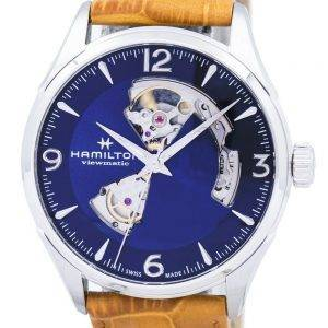 Hamilton Jazzmaster Viewmatic Open Heart Automatic H32705541 Men's Watch