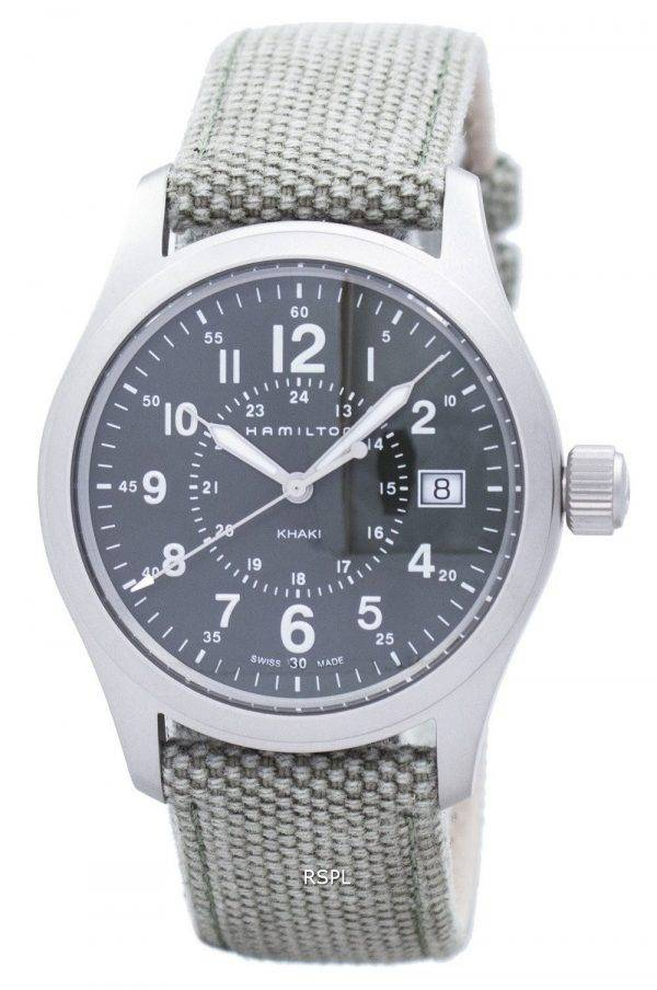 Hamilton Khaki Field Quartz H68201963 Men's Watch