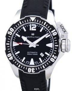 Hamilton Khaki Navy Frogman Automatic H77605335 Men's Watch