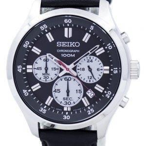 Seiko Chronograph Quartz SKS595 SKS595P1 SKS595P Men's Watch