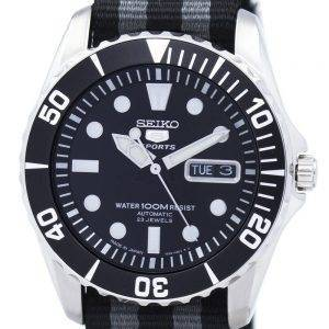 Seiko 5 Sports Automatic 23 Jewels NATO Strap SNZF17J1-NATO1 Men's Watch