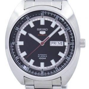 Seiko 5 Sports Automatic Japan Made SRPB19 SRPB19J1 SRPB19J Men's Watch