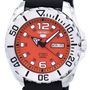 Seiko 5 Sports Automatic Japan Made SRPB39 SRPB39J1 SRPB39J Men's Watch