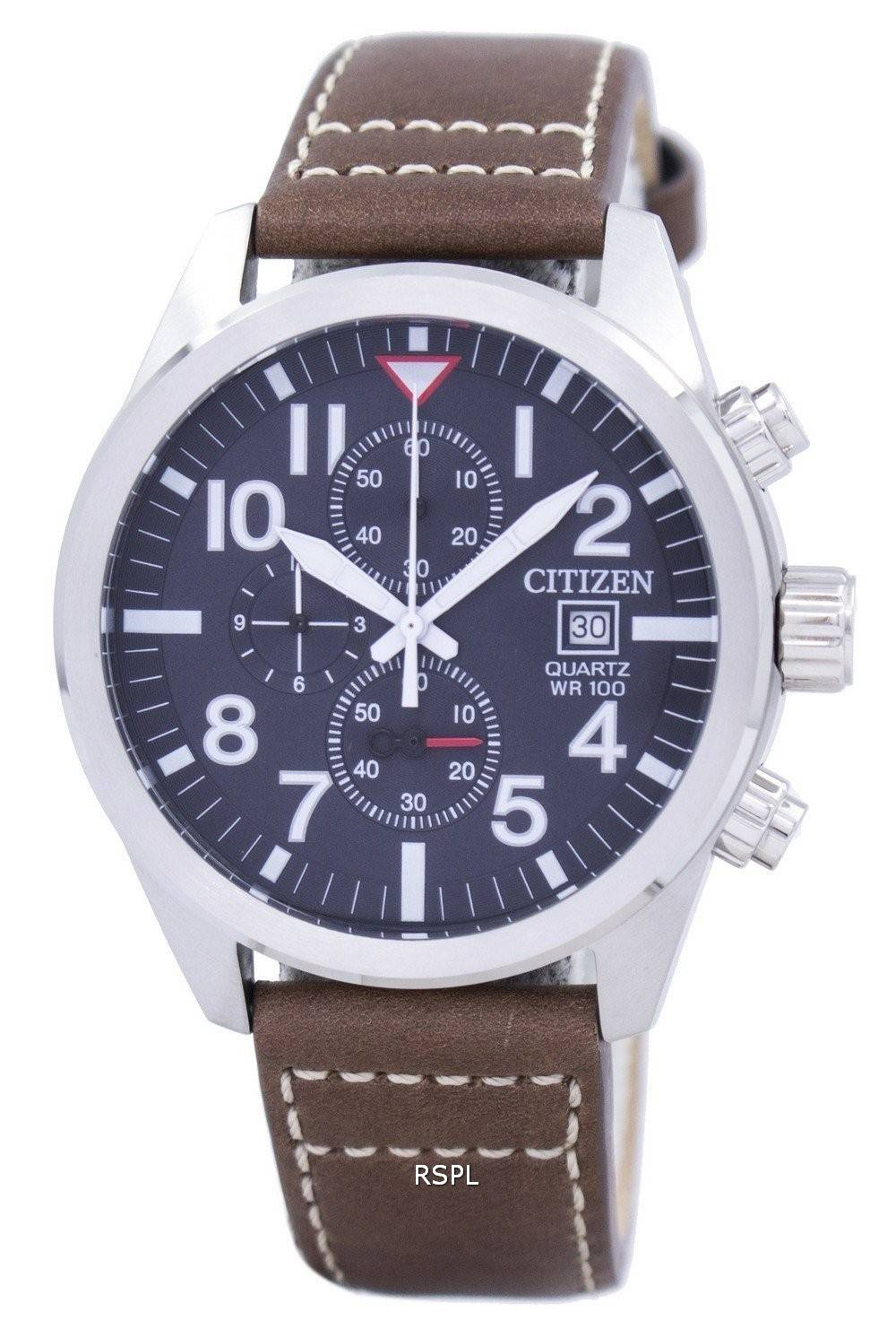 Citizen Chronograph Quartz An3620 01h Men S Watch Singapore