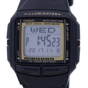Casio Illuminator Multi-Lingual Databank Digital DB-36-9AV Men's Watch
