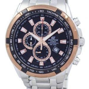 Casio Edifice Chronograph Quartz Tachymeter EF-539D-1A5V Men's Watch
