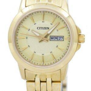 Citizen Quartz Analog EQ0603-59P Women's Watch