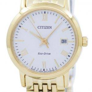 Citizen Eco-Drive Analog EW1582-54A Women's Watch