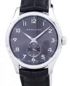 Hamilton Jazzmaster Thinline Small Second Quartz H38411783 Men's Watch