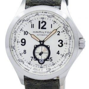 Hamilton Khaki Avaition QNE Auto H76655723 Men's Watch