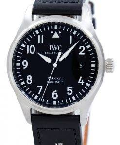 IWC Pilot's Mark XVIII Automatic IW327001 Men's Watch