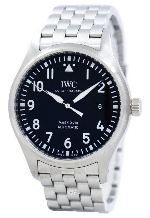 IWC Pilot's Mark XVIII Automatic IW327011 Men's Watch