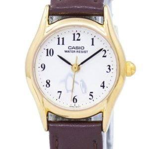 Casio Quartz Penguin Dial Analog LTP-1094Q-7B6 Women's Watch