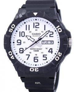 Casio Quartz Analog MRW-210H-7AV Men's Watch