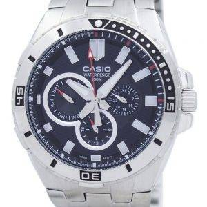 Casio Quartz MTD-1060D-1AV Men's Watch