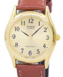 Casio Quartz MTP-1094Q-9B Men's Watch