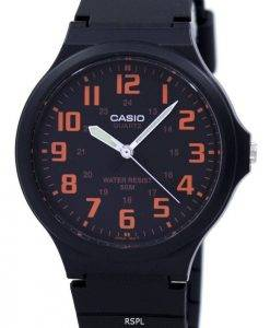 Casio Analog Quartz MW-240-4BV Men's Watch