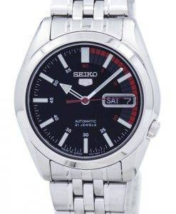 Seiko 5 Automatic Japan Made 21 Jewels SNK375 SNK375J1 SNK375J Men's Watch