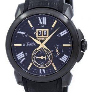 Seiko Premier Kinetic Perpetual Calendar SNP145 SNP145P1 SNP145P Men's Watch