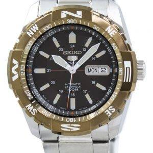 Seiko 5 Sports Automatic Japan Made SNZJ09 SNZJ09J1 SNZJ09J Men's Watch