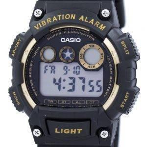 Casio Super Illuminator Vibration Alarm Digital W-735H-1A2V Men's Watch