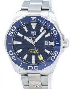 Tag Heuer Aquaracer Automatic WAY201B.BA0927 Men's Watch