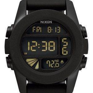 Nixon Unit Dual Time Alarm Digital A197-000-00 Men's Watch
