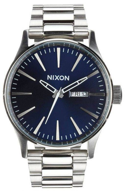Nixon Sentry Quartz A356-1258-00 Men's Watch